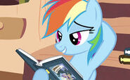 Rainbow Dash (Interview)