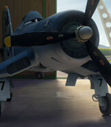 Skipper in Planes Fire and Rescue (2014)