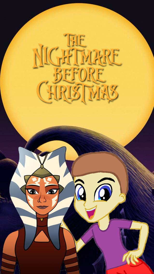 The Nightmare Before Christmas (EJL423 Style)