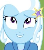 Trixie Lulamoon (Human) in My Little Pony Equestria Girls - Forgotten Friendship