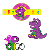 Barney the Byg Reboot Doll