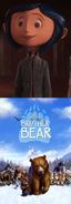 Coraline Jones Likes Brother Bear (2003)