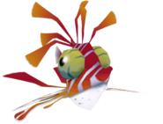 Crash Bandicoot The Wrath of Cortex Lionfish