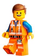 Emmet Brickowski (The Lego Movie) as Thelonius