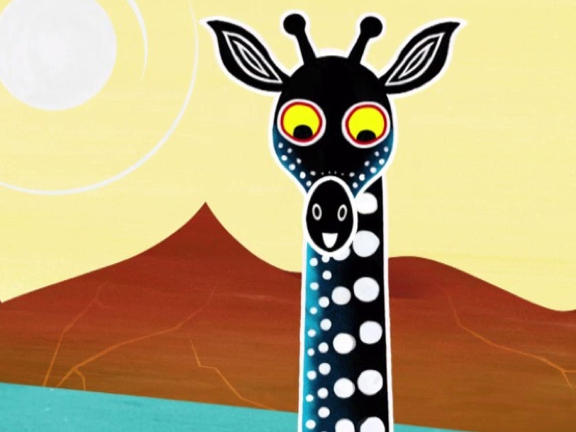 Giraffe (Tinga Tinga Tales)