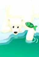 Jumpstart firstgrade bears polar bear
