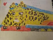 Leopard rebecca thomas animal friends season 24 by hamiltonhannah18 de5e7cn-fullview
