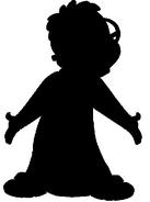 Simon Seville (Alvin and the Chipmunks)'s Silhouette