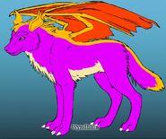 Spyro the Wolf