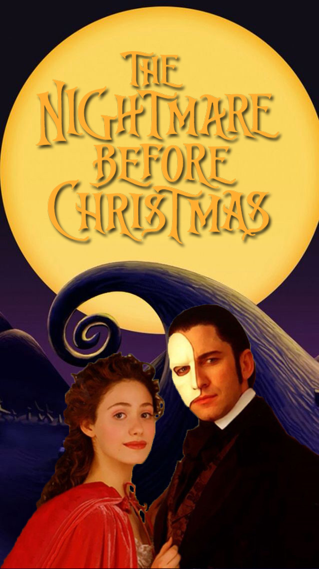 The Nightmare Before Christmas (Broadwaygirl918 Style)