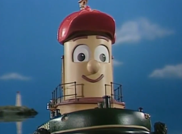 Theodore Tugboat (Frosty the Snowman)