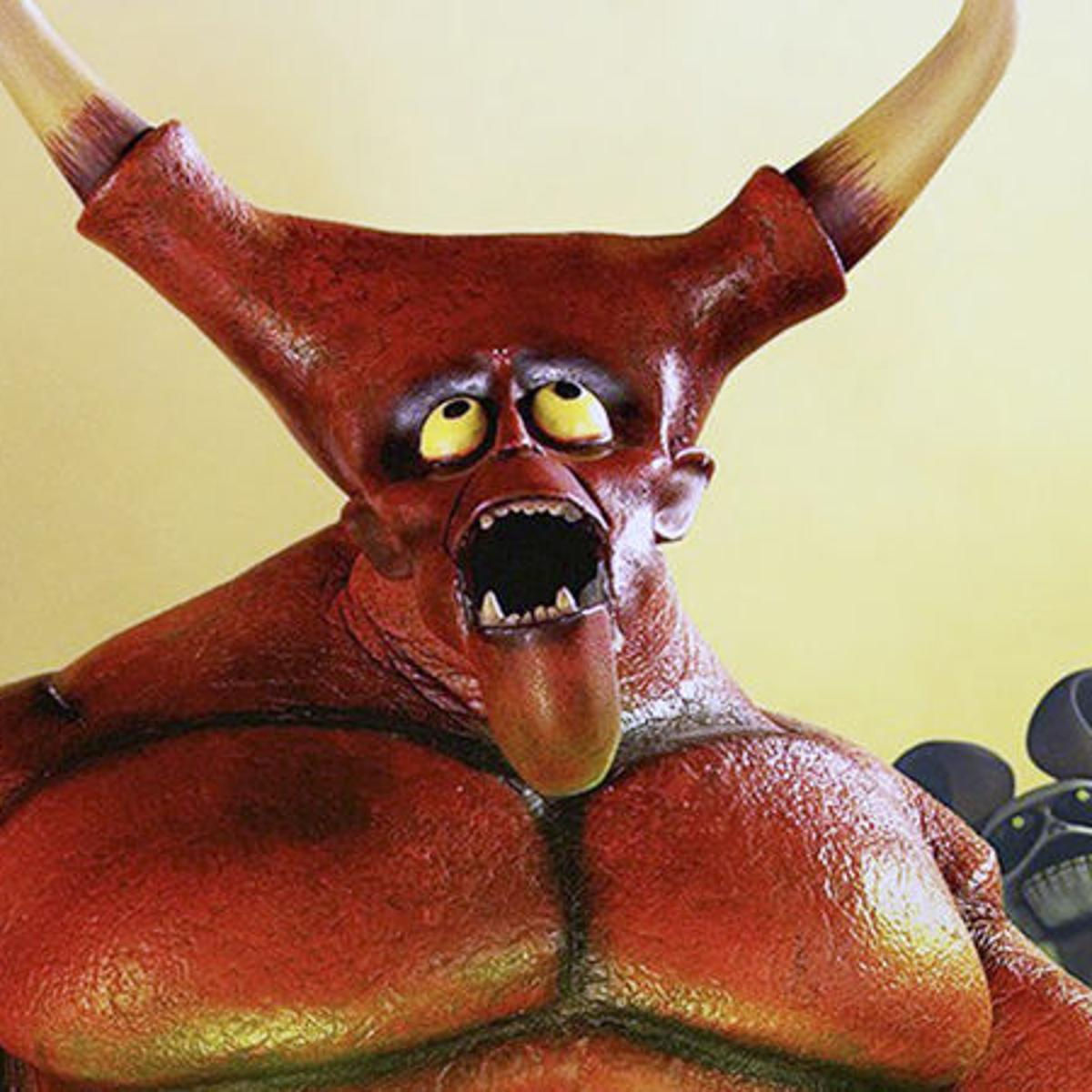 The Devil (Hell and Back)