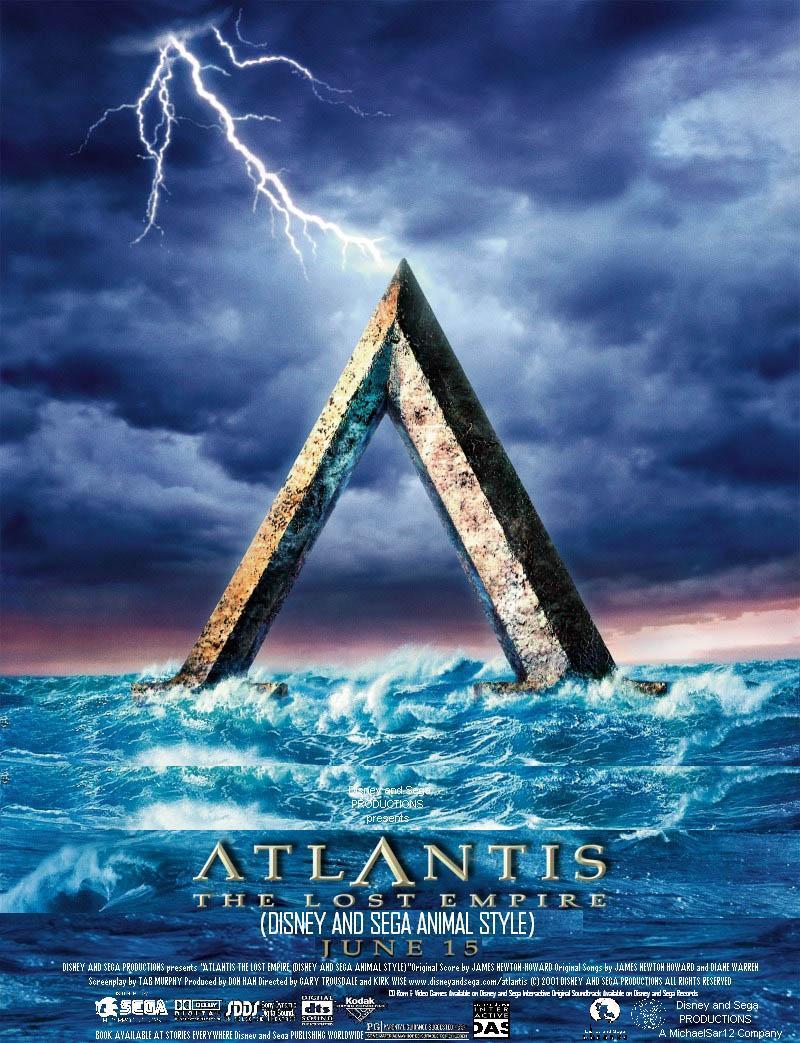 Atlantis: The Lost Empire (Disney and Sega Animal Style)