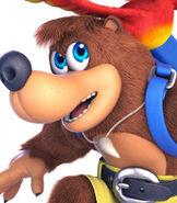 Banjo in Super Smash Bros. Ultimate