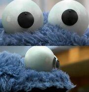 Cookie eyes closeup 2
