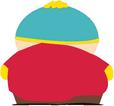Eric Cartman Back