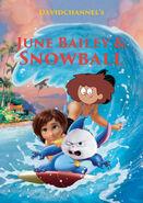 June Bailey & Snowball (2002) Poster