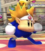 Knuckle Joe in Super Smash Bros. for Wii-U and 3DS