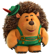 Mr. Pricklepants Toy Story 4 render