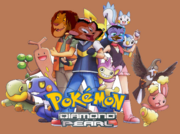 Pokemon Diamond and Pearl Poster 399Movies animal style.png