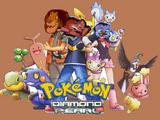 Pokemon Diamond and Pearl (399Movies Animal Style)