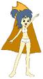 Princess Kellia Spacebot's Swimsuit
