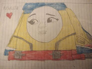 Rebecca the happy engine by hamiltonhannah18 dds23b2-fullview