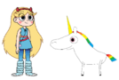 Star meets Unicorn