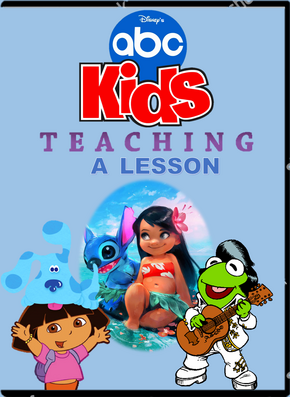 Teaching A Lesson DVD cover.png