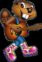 265-2653284 billy-beaver-busy-beavers-logo.png