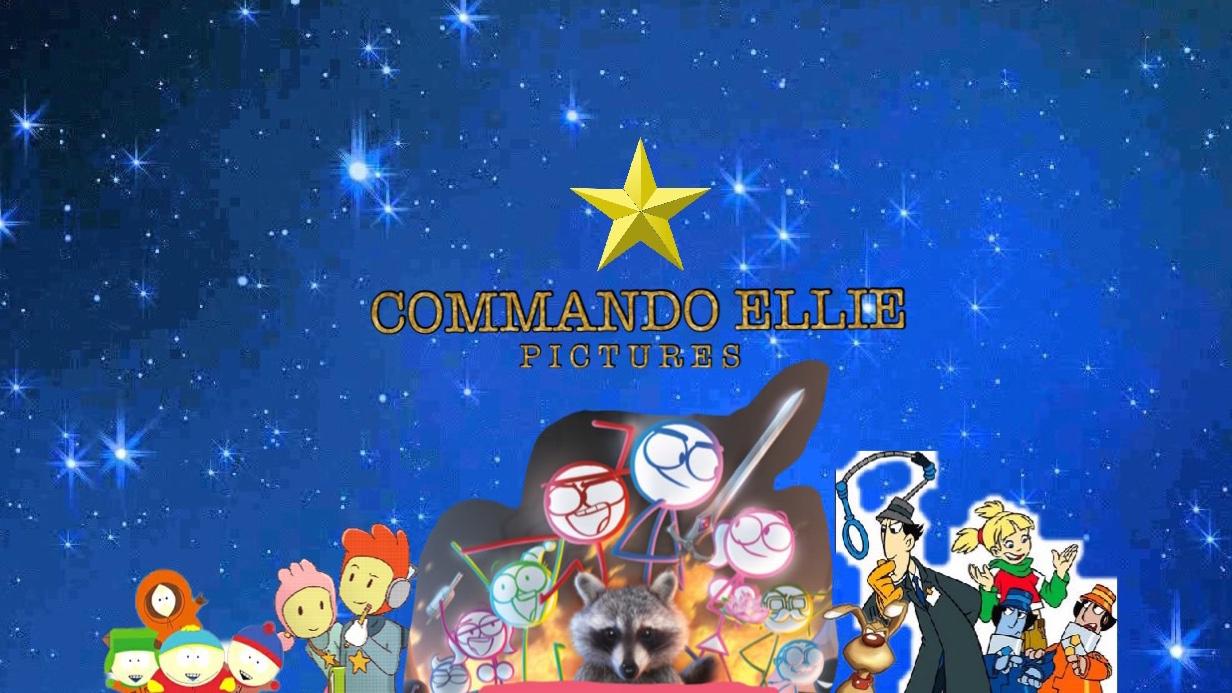 Commando Ellie Pictures
