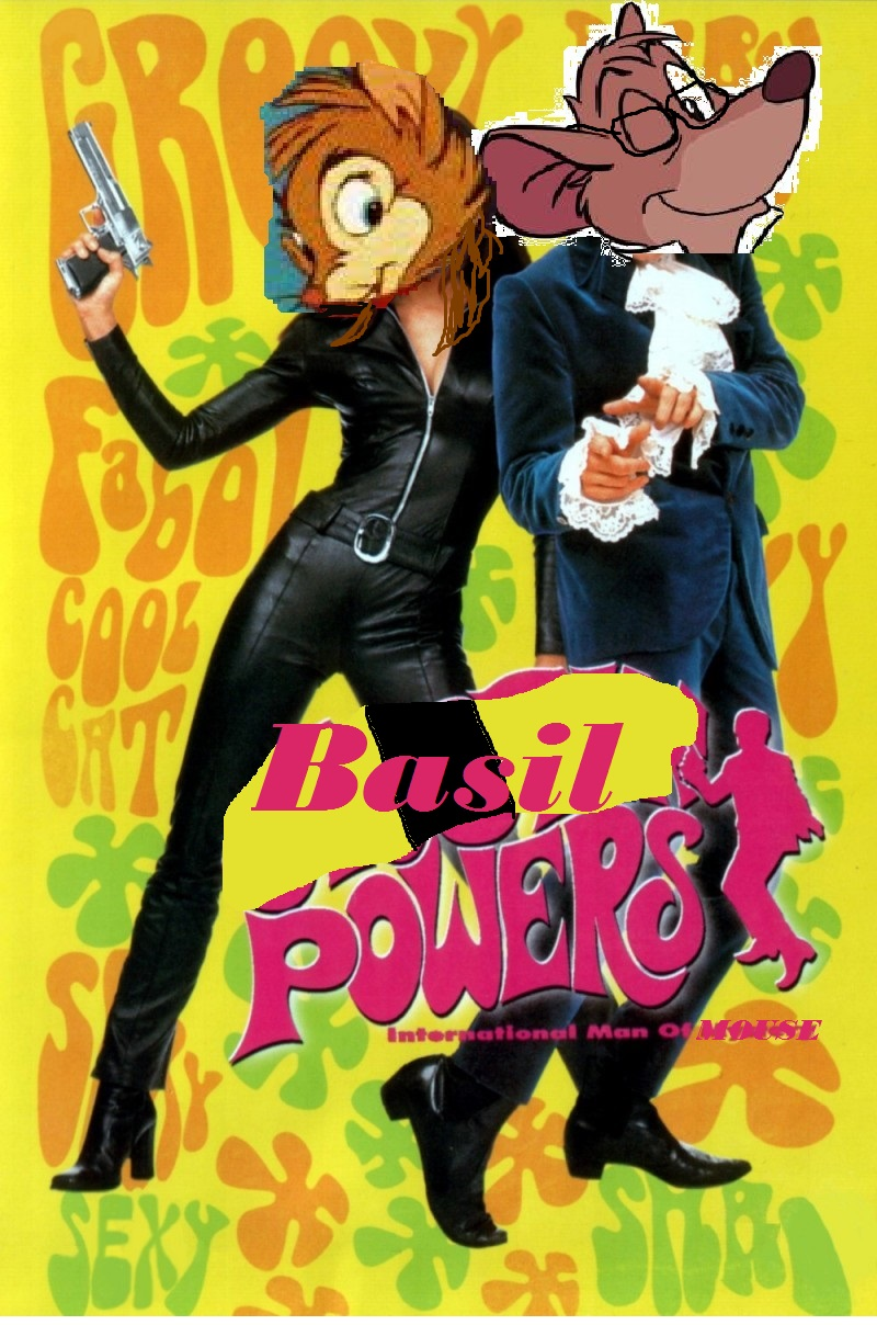 Basil Powers: International Mouse of Mystery