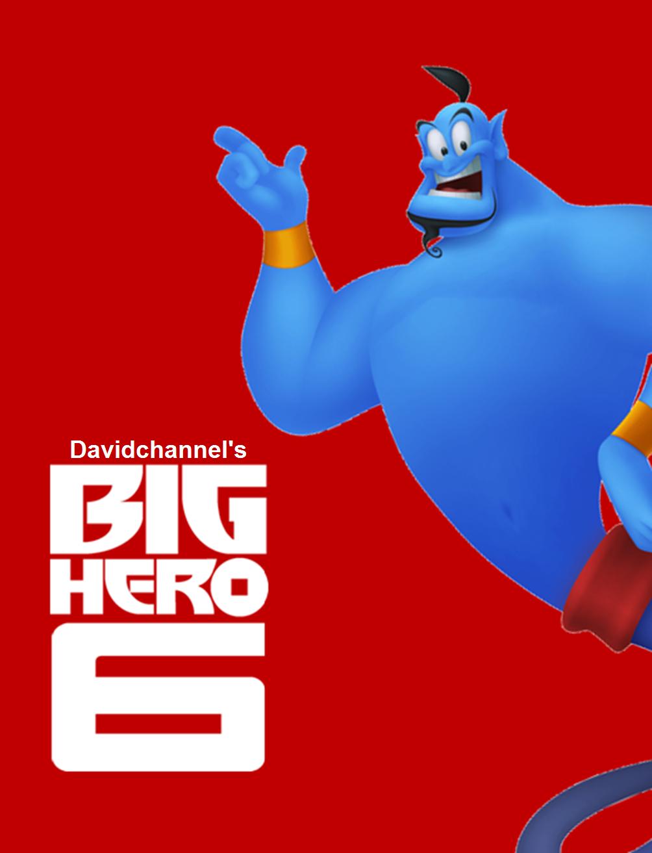 Big Hero 6 (Davidchannel's Version)