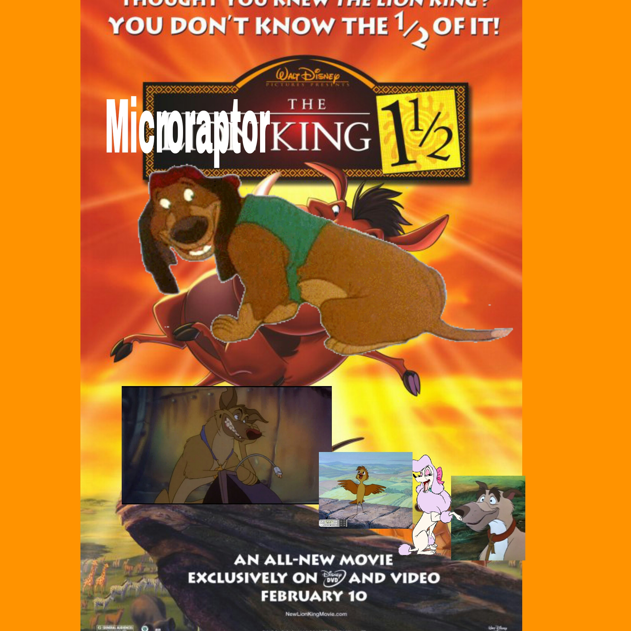 The Microraptor King 11/2
