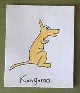 Kangaroo Begins With K