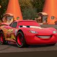 Lightning McQueen funny face