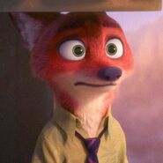 Nick Wilde funny face