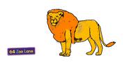 Reginald the African Lion