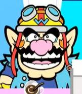 Wario in WarioWare, Inc. Mega Party Game$!