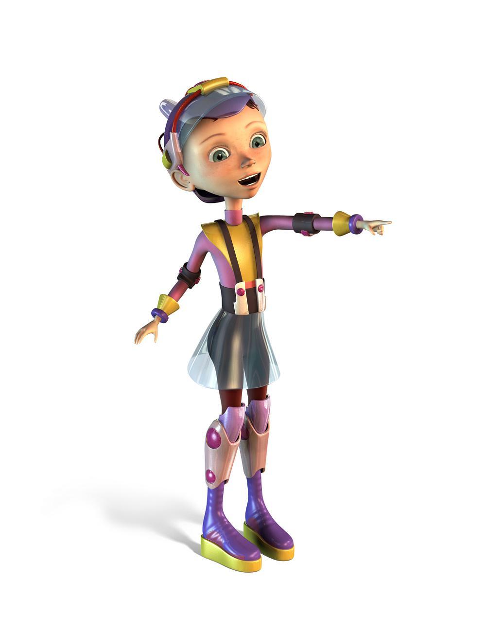 Cynthia (Pinocchio 3000)