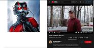 Ant-Man vs Psycho Dad