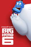 Big hero 6 jimmyandfriends poster