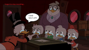 Ducktales forgot to stop recording