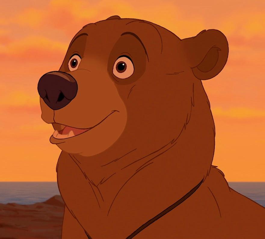 Kenai the Bear (Brother Bear)