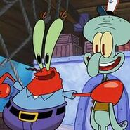Krabs and Sq