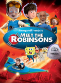 Meet the robinsons jimmyandfriends style poster