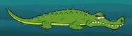 TTG Crocodile