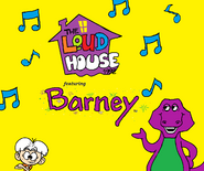The Loud House with Barney(1992)