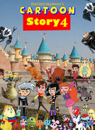 Cartoon Story 4 (2019; Davidchannel's Version) Poster
