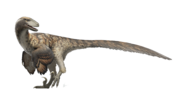 Deinonychus Restoration